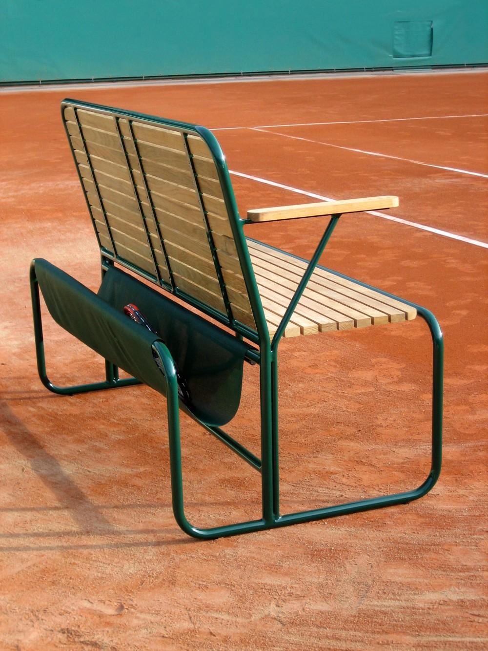 Tennis - © Pierre Charpin