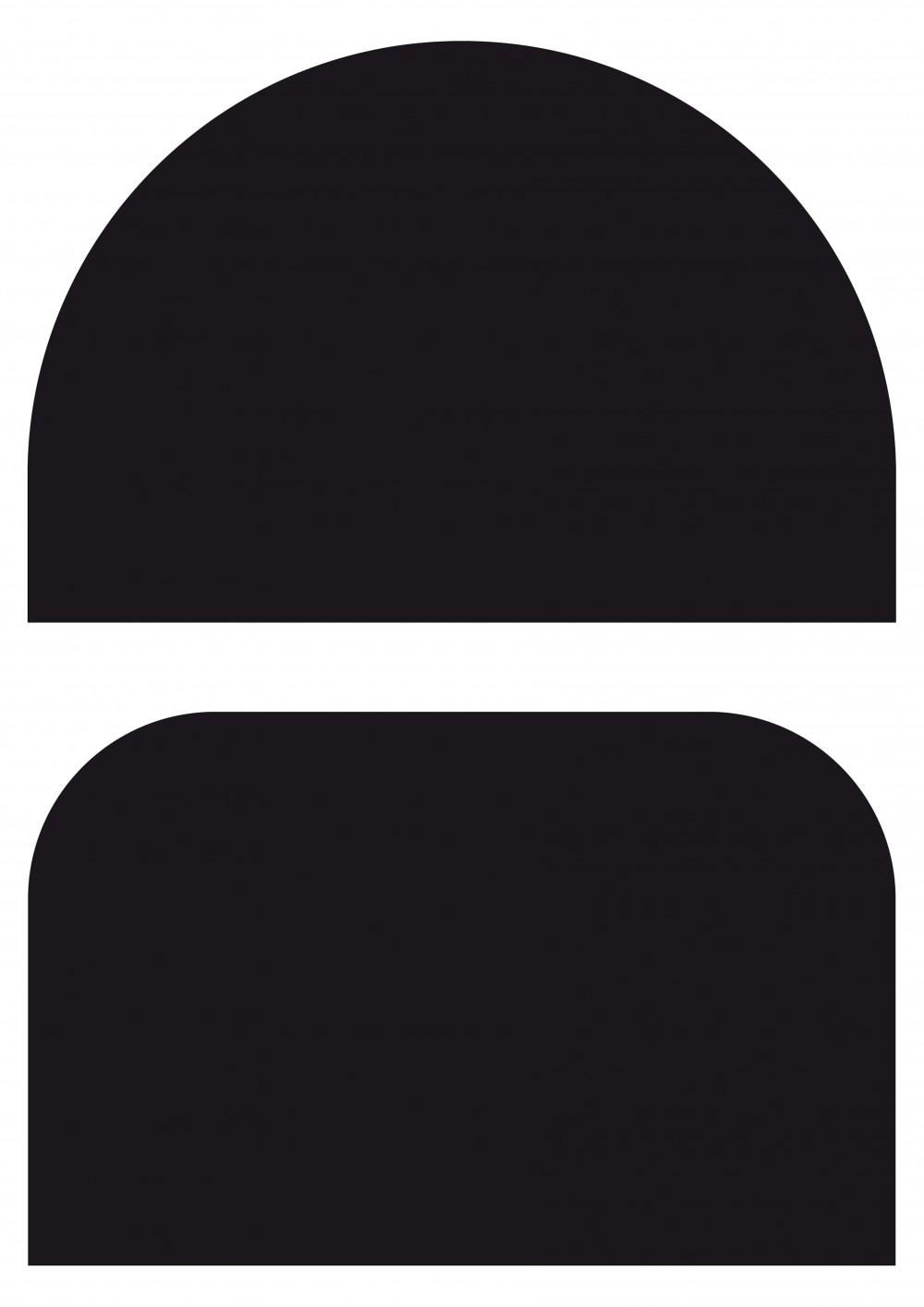 Formes noires - © Pierre Charpin