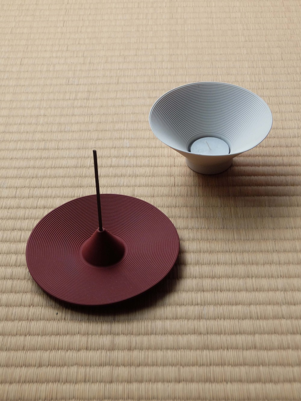 Incense and Candle Holder - © Pierre Charpin