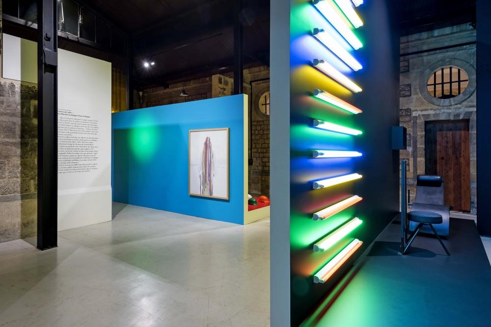 Oh couleurs! Le design au prisme de la couleur Madd, Bordeaux - © Pierre Charpin